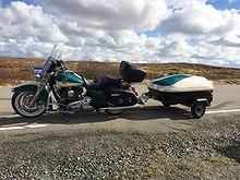 Harley-Davidson FLHRC Road King Classic 2009, 41500 km, kr 216000,-