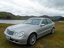 Mercedes-Benz E-Klasse 220 CDI  KUN 73000 KM  2006, 73000 km, kr 168500,-