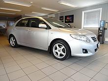 Toyota Corolla 1,4D4D Sol AC/Hengerfeste  2008, 113000 km, kr 119000,-