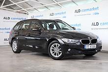 BMW 3-serie 320d 163HK  Xenon//Sportseter/Krok  2013, 62028 km, kr 319000,-