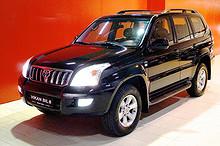 Toyota Land Cruiser GX Topputg*8 Seter*Skinn*Navi*Luft+  2003, 217000 km, kr 279900,-