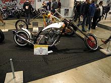 Harley-Davidson chopper 1990, 30 km, kr 299000,-