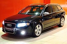 Audi S4 V8 344HK*Recaro*Bose*AlleServMøller  2006, 144000 km, kr 349900,-