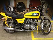 Kawasaki - KZ650 Usa-mod. - 1978, 27000 km, kr 19900,-