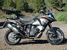 KTM 1190 Adventure 2013, 990 km, kr 189000,-