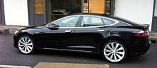 Tesla Model S P85  2014, 17000 km, kr 624800,-