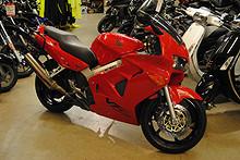 Honda VFR800Fi Finans/Innbytte 1998, 41900 km, kr 58000,-