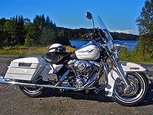 Harley-Davidson FLHRI Road King 2006, 31000 km, kr 195000,-