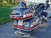 Honda Gold Wing 1989, 116000 km, kr 49000,-
