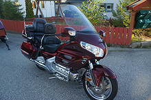Honda Golwing 2011, 12402 km, kr 280000,-