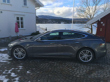Tesla Model S 85 Alle option og oppgraderinger  2013, 35 000 km, kr 515 000,-