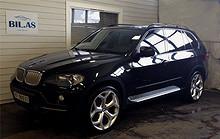 BMW X5 3.0D, NAVI, Skinn, Panorama, PDC+++  2007, 152000 km, kr 449000,-