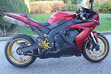 Yamaha R1 2004, 53000 km, kr 89000,-