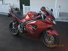 Triumph Sprint ST 2006, 54675 km, kr 80000,-