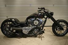 Harley-Davidson custom 1997, kr 339000,-