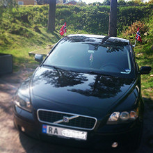 Volvo S40  2006, 124300 km, kr 95500,-