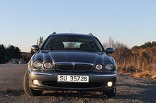 Jaguar X-TYPE 2.0 D  2005, 155000 km, kr 99500,-