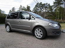 Volkswagen Touran 2,0 TDI  2008, 222000 km, kr 86500,-