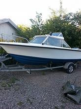 Fin båt til salgs.