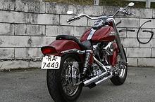 Harley-Davidson Shovelhead FXB 1980, 315 km, kr 99000,-