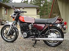 Yamaha 750 1979, 73158 km, kr 28000,-