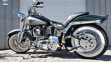 Harley-Davidson Softtail Heritage Nostalgia 1996, 50500 km, kr 99000,-