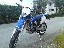 Yamaha WR450F 2010, 8325 km, kr 62900,-