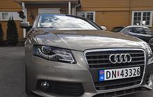 Audi A4 2,0 TDI  2010, 82000 km, kr 213500,-