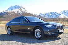 BMW 7-serie 730d xDrive  2013, 56000 km, kr 659800,-