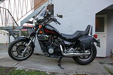 Kawasaki vulcan 1986, 32173 km, kr 35000,-