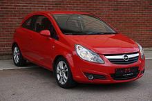 Opel Corsa 1,3 cdti sport  2006, 132000 km, kr 59999,-