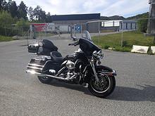 Harley-Davidson Electra Glide Ultra Classic 2008, 24800 km, kr 225000,-