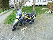 BMW R 1150 R 2002, 80468 km, kr 75000,-