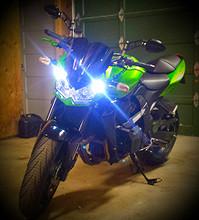 Kawasaki Z750 2010, 18000 km, kr 89000,-