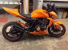 Kawasaki Z 1000 2003, 39500 km, kr 80000,-