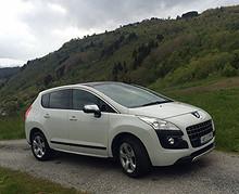 Peugeot 3008 Allure HDI  2011, 97415 km, kr 154000,-