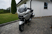 BMW R 1200 RT 2008, 21540 km, kr 139000,-