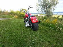 Harley-Davidson SOFTAIL FXSTI 2005, 12000 km, kr 160000,-
