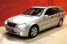 Mercedes-Benz C-Klasse 200cdi*Aut*Mye uts*Alle Ser Hos Mer  2002, 165000 km, kr 59900,-