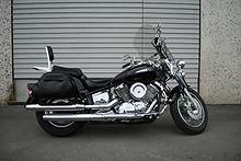 Yamaha Dragstar 1100 2001, 41000 km, kr 69000,-