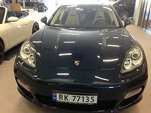 Porsche Panamera Turbo  2011, 93000 km, kr 942500,-