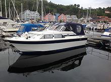 Ny pris Familiebåt til salgs.