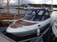 Ibiza 22 Touring 2014 - 150 HK