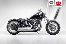 Harley-Davidson Softail Custom 240 bakhjul 1996, 39800 km, kr 174900,-
