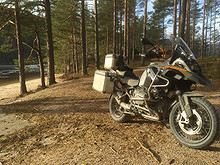 BMW R1200GS ADVENTURE 2015, 2 580 km, kr 249 000,-