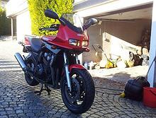 Yamaha Fazer 600 2001, 67000 km, kr 35000,-