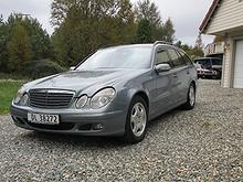 Mercedes-Benz E-Klasse 220 cdi  2006, 542000 km, kr 78500,-