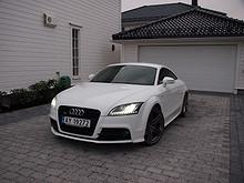 Audi TT 2.0TDI Q Exclusive S-line/Navi/Bose 2011, 2011, 55212 km, kr 327500,-