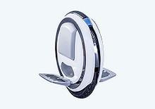 Enhjuling, ståhjuling Ninebot one E+