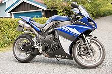 Yamaha YZF-R1 2009, 17500 km, kr 130000,-